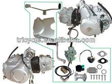 made in chongqing 110CC motorcycle horizontal engine