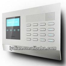 See larger image GSM home alarm system, burglar GSM home alarm LYD-113