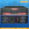 Professionnelle amplificateur de puissance audio pt-600 3u