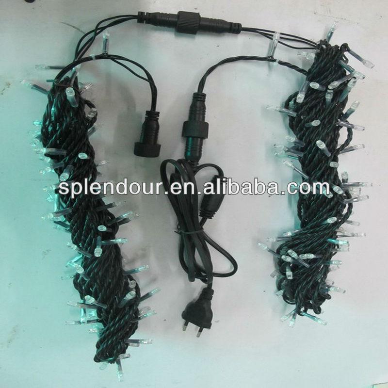 LED string light light /LED copper wire string light/LED color changing light