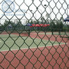 China factory supply high quality chain link temporary fence/pvc coated thick wire chain link fence/chain link fence factory