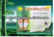 100% natural happy life detox foot patch