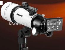 telescope with camera