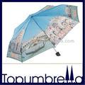 21''8k titular decorativa e stands guarda-chuva decorativo