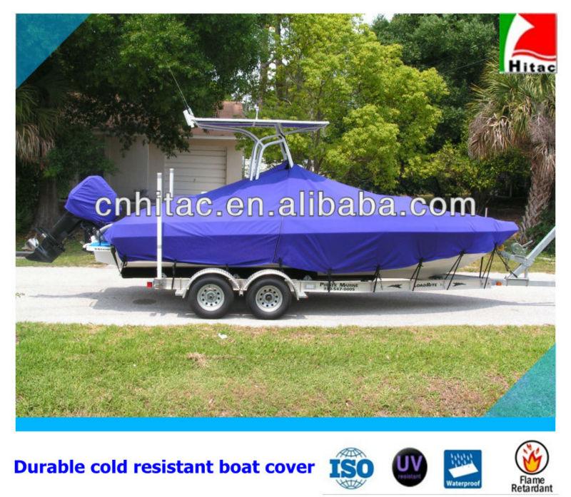 Flame Retardant 600D Custom Boat Covers