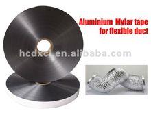Revestido de plástico folha de alumínio