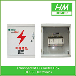 electric meter cover