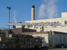 Waste to energy incinerator