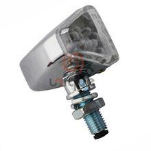 LED motorcycle indicators,Universal Smoke Motorcycle LED Turn Signals Lights for Honda,Kawasaki,Suzuki & Yamaha