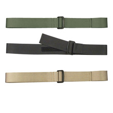 Nylon Rigger's Duty Belt, BDU Belt with Metal fancy mens belts