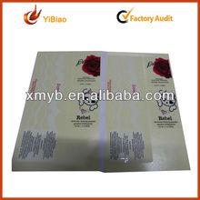 private label cosmetics/label sticker cosmetic/cosmetic company