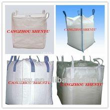 Alibaba safety and fastness 1 ton fibc bag for peanut/corn/cement/copper/potato/sugar/ iron ore/salt/sand/maize/