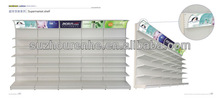 supermarket shelf /metal gondola shelves/display rack