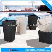 L-004 outdoor gardn furniture flower pot set