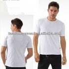 Wholesale blank T shirts, plain t shirts, men Tshirt