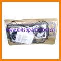 revisão de motor kit de vedação para a mitsubishi pajero pickup triton l200 v36v v36w k67t k77t me996729 me996512 me993323