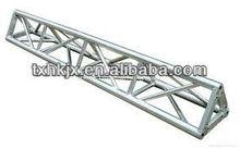 De aluminio de interior de madera del techo Truss diseño para el pequeño movimiento de exposición