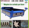 wooden letter cutting machine/Co2 lazer cutter/laser cutter machine QD-1325