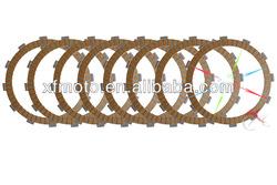 CLUTCH PLATE for HONDA GL1800 GOLDWING 2001-2012 02 03 04 05 06 07 08 SET 8pcs
