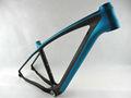 2013 mais novo eixo 142 * 12 mm completa bicicleta quadro de carbono mtb 29, Mtb bicicleta quadro de carbono 29er