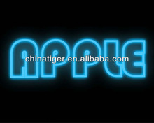 hot fashion wholesale rechargeable led sign