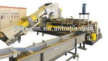Waste film/bags recycling pellet making machine