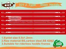 331 J Type Steel Heald (Duplex)