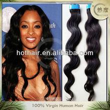 cheap virgin brazilian hair weaving for body wave style 20 inch