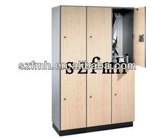 Electronic lock HPL Locker for sports center