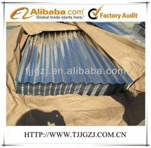 galvanized metal roofing