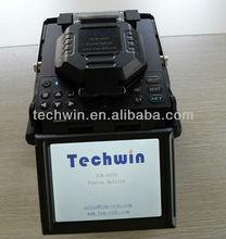 Optics Cable Equipment TCW-605S Chinese Techwin Brand Single Fiber Fusion Splicer
