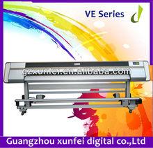 New plotter with high speed 1.8m SJ-1804VE Printer with spectra polaris 510 head