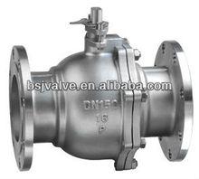 ball valve pneumatic actuated ball valve stainless steel valve