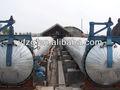 Yufeng de la marca aac bloque/automática de ladrillo de la planta de fabricación