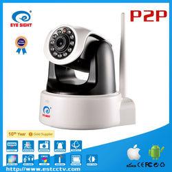 Cheap wireless P2P plug and play ip micro security ip telecamera ip wirelss