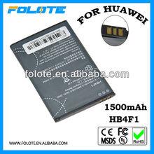 OEM For Huawei HB4F1 Battery Ascend, U8220 1500mAh 4.2v