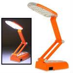 LED-636 31 LED Rechargeable Folding Desk Lamp