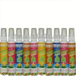 2013 OEM ISO9001 Long Lasting scented flower car air freshener