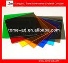 Semi Transparent Plastic Sheet