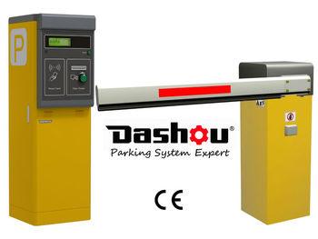 park system cars for managing parking lot