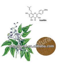 Kosher Icariin Natural Icariin Extract Super Sexual Product