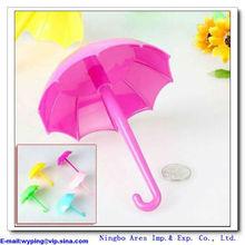 Interest umbrella modelling Storage Box/with ball pen