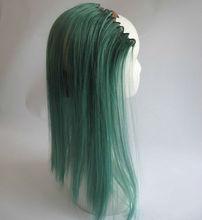 New design beauty hair volumiser Japan Kanekalon synthetich hair flip in halo hair
