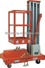 6/8/10/12m hydraulic aluminium platform lift