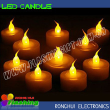 electronic mini party led battery tea light for wedding party