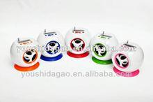 best sale mini speaker su-99 with Micro SD and USB