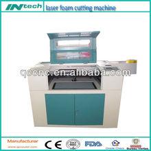 Jinan laser cutting machine 6090 diamond laser cutting machine laser cut casual women shoes laser cut place cards