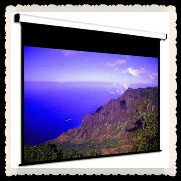 Hot Sales!! 4:3 200inch slide projector screen