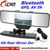 bluetooth HD 4.3'' Screen g-sensor 720p 2ch mini dvr car key camera