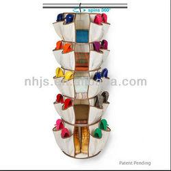 smart carousel organizer/hanging shoe organizer/sundry organizer